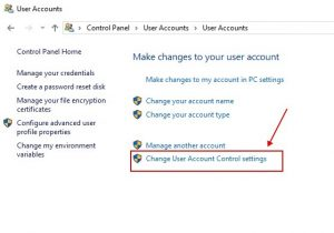 INET_E_RESOURCE_NOT_FOUND error - Change User Account Control settings