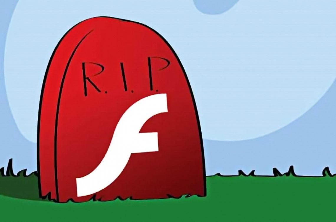 Google finishes support Flash