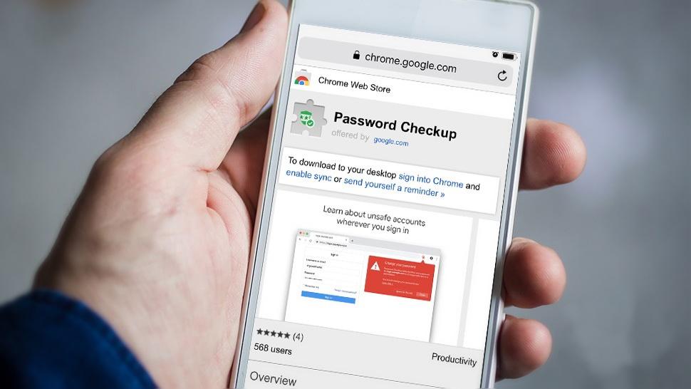 Google warns about weak passwords