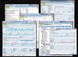 System Explorer screen