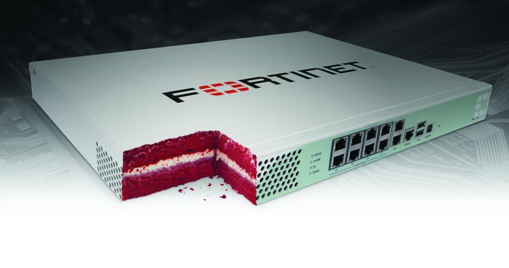 Built-in encryption keys in Fortinet
