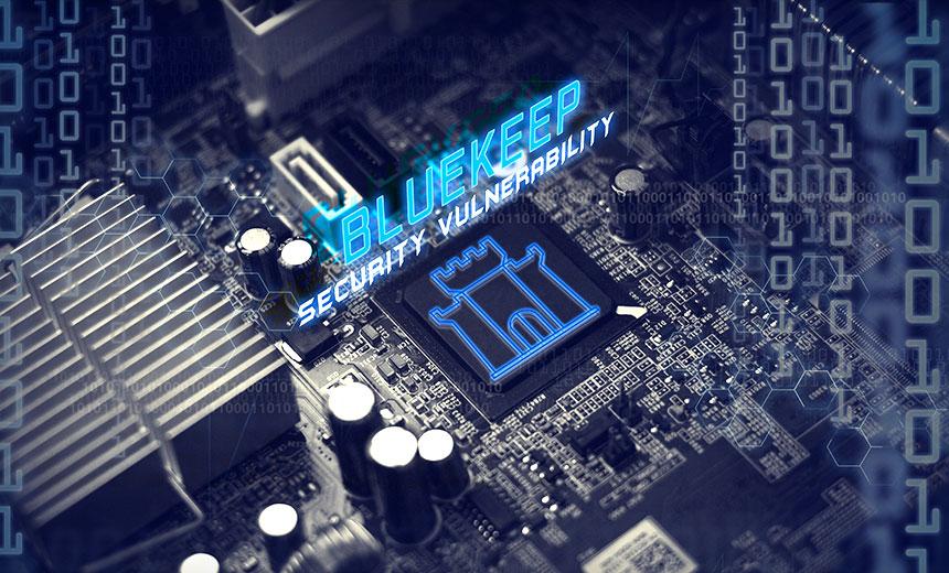 Microsoft warns of BlueKeep attacks