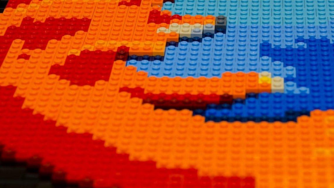 Old blocking Error in Firefox