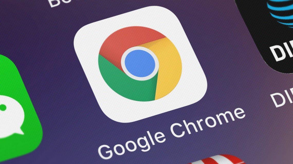 Chrome will mark slow sites
